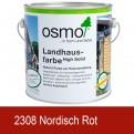 Osmo Landhausfarbe 2,5 Ltr. High Solid verschiedene Farbtöne