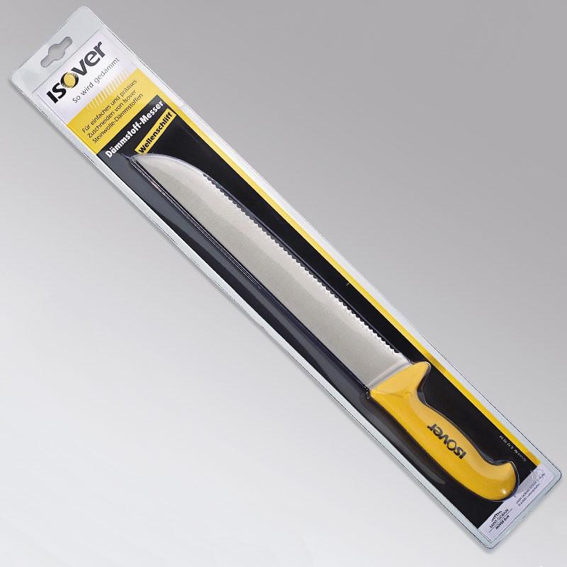 Isover Dämmstoffmesser mit Wellenschliff