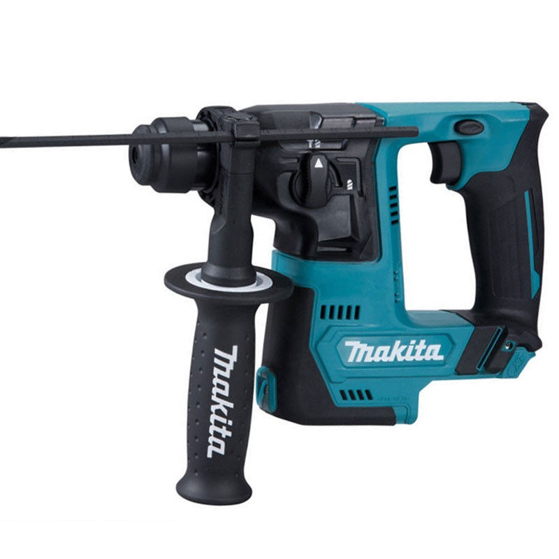 Makita Akku-Bohrhammer HR140DZ SDS-Plus 10,8 V ohne Akku u. Lagegerät
