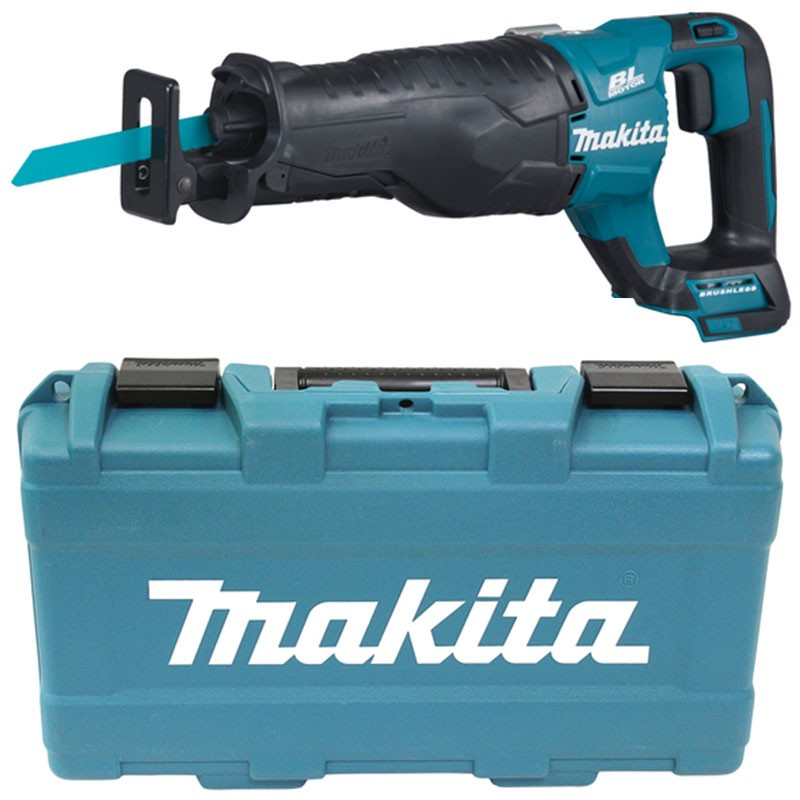 Makita Akku-Reciprosäge 18 V DJR187ZK im Koffer ohne Akku und ohne Ladegerät
