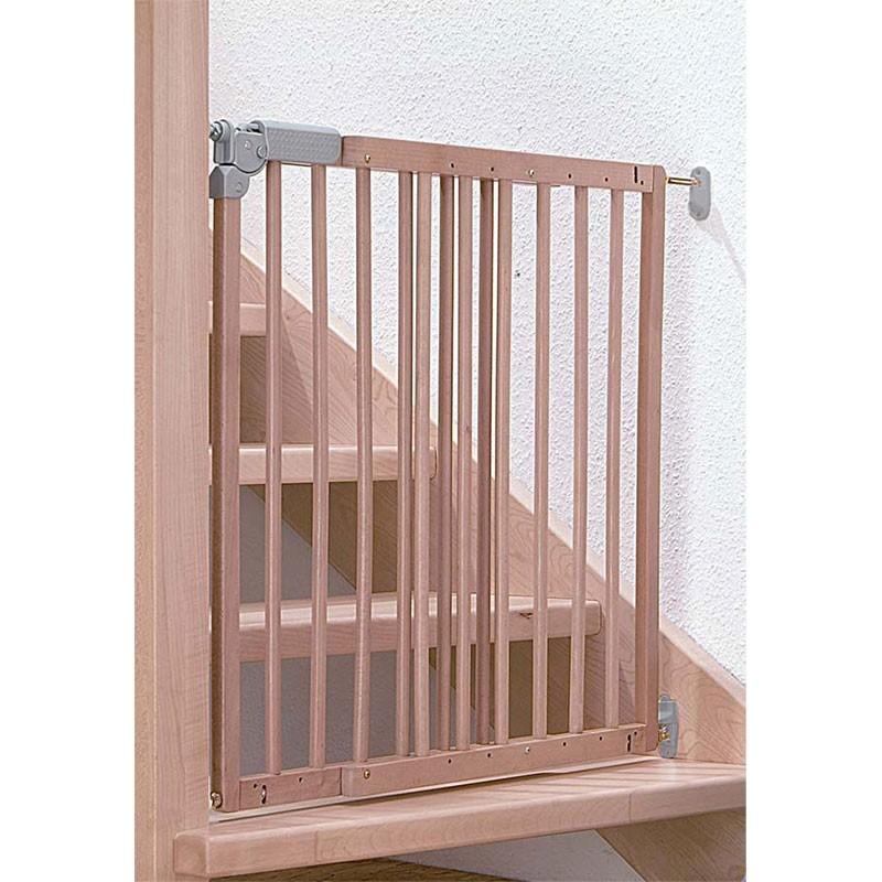 Dolle Treppenschutzgitter Modell Pia, Buche lackiert