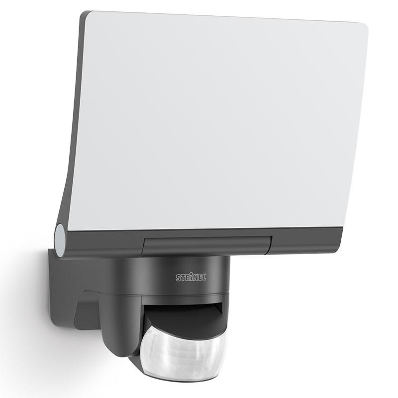 Steinel LED Strahler XLED Home 2 XL IP44 20W 1608LM 4000K graphit mit BWM