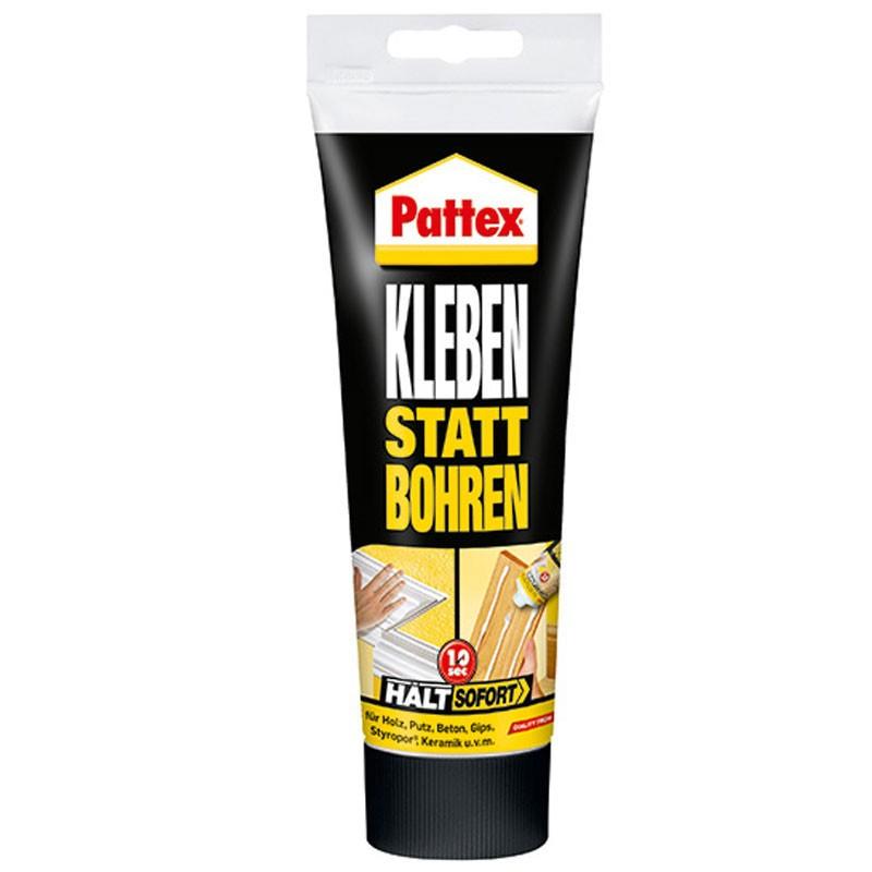 PATTEX KLEBEN STATT BOHREN 250 GRAMM