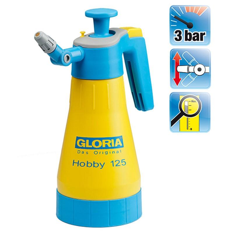 Gloria Handsprühgerät Hobby 125
