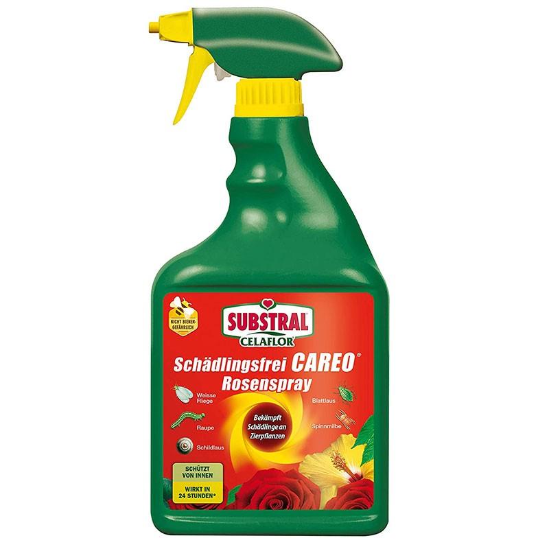 SUBSTRAL Celaflor Schädlingsfrei CAREO Rosenspray 750 ml