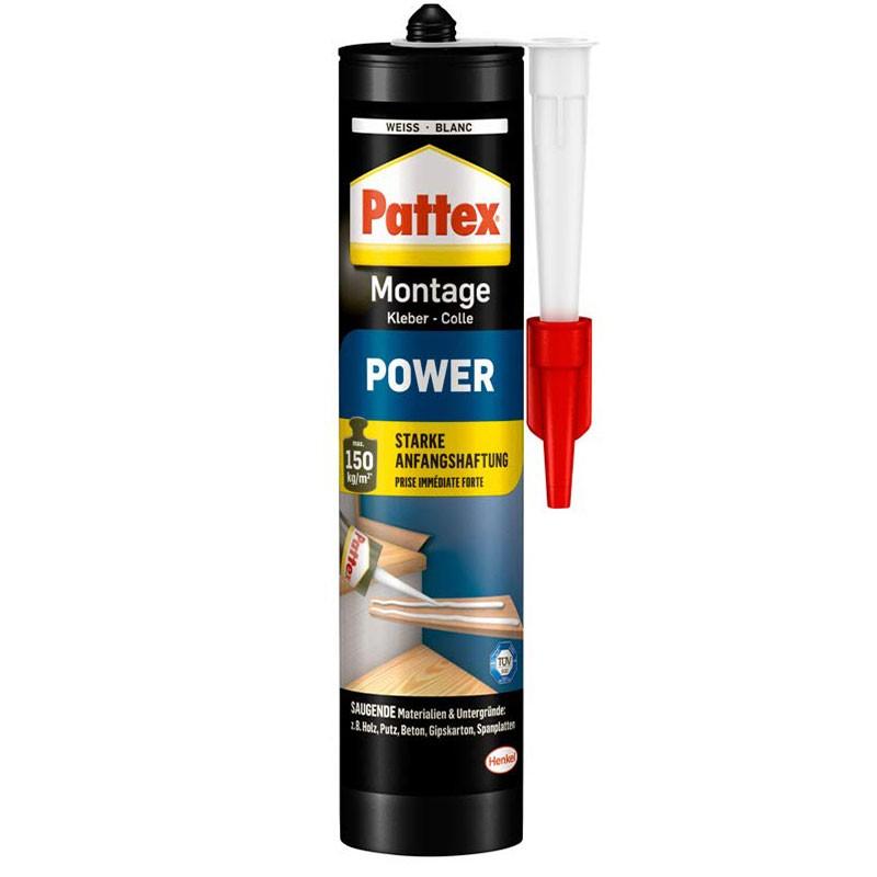 Pattex Montagekleber Power 370 gr. PXP37