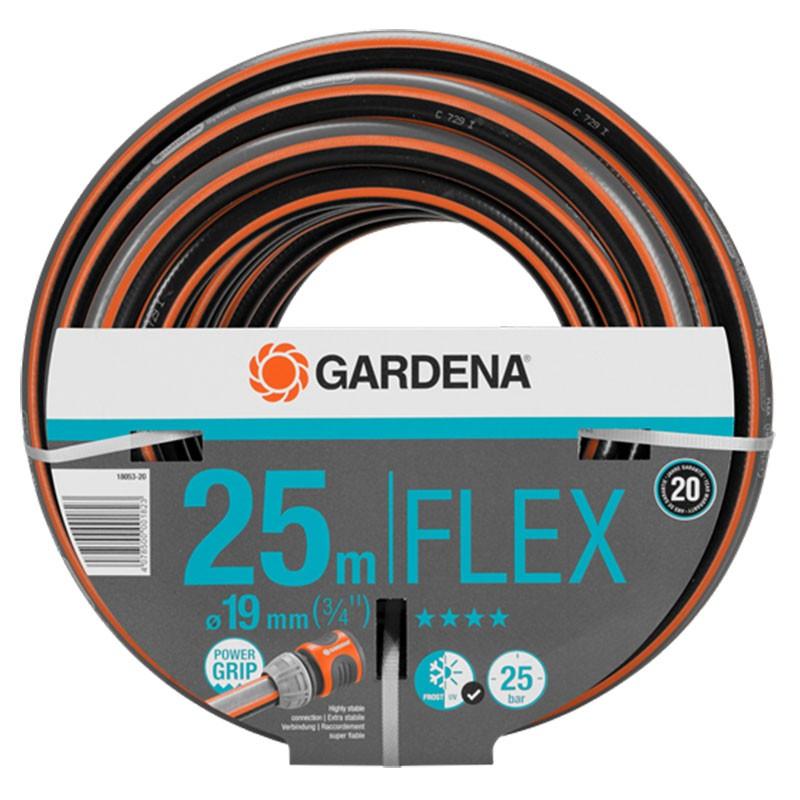 """Gardena Comfort FLEX Schlauch 19 mm (3/4"""") 25 m"""