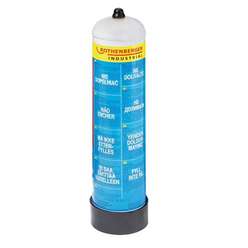 Rothenberger Sauerstoffflasche Einweg 930ml