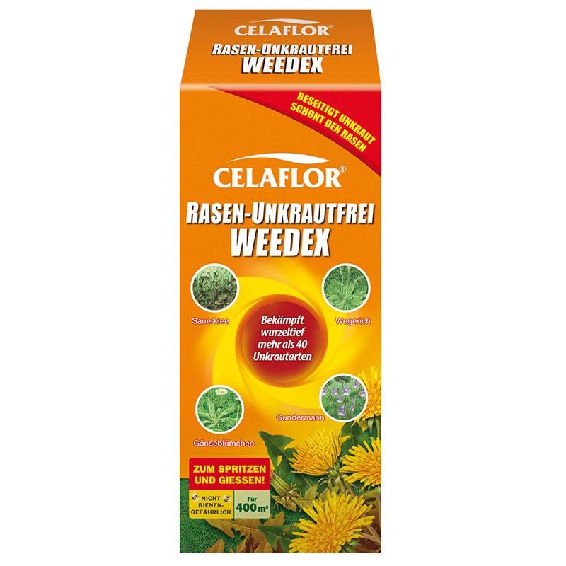 Celaflor Rasen Unkrautfrei Weedex 400 ml