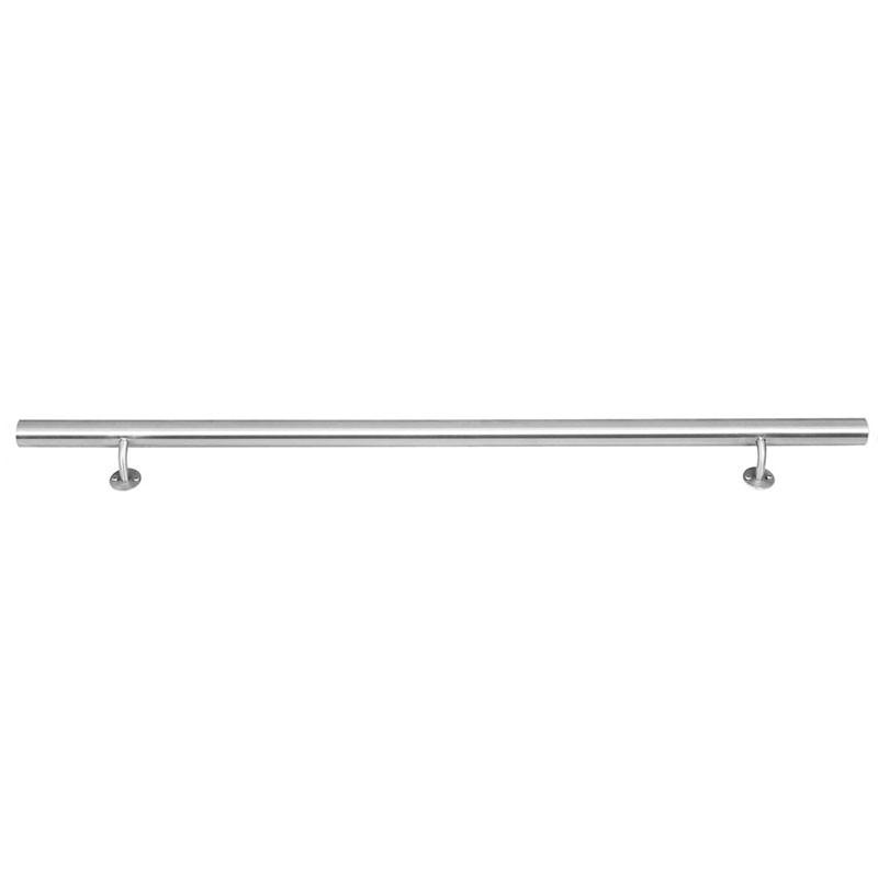 Dieda Handlaufset Kompakt V2A Edelstahl Länge 1200 mm