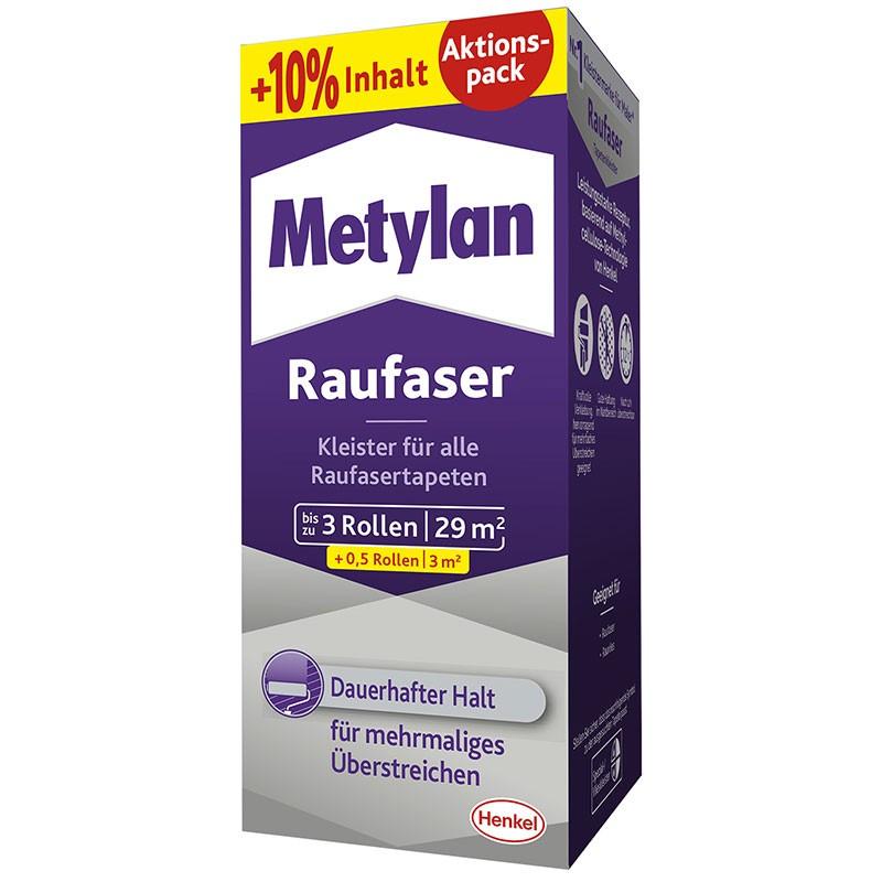 Metylan Raufaser Tapetenkleister Aktionspack 200 gr.