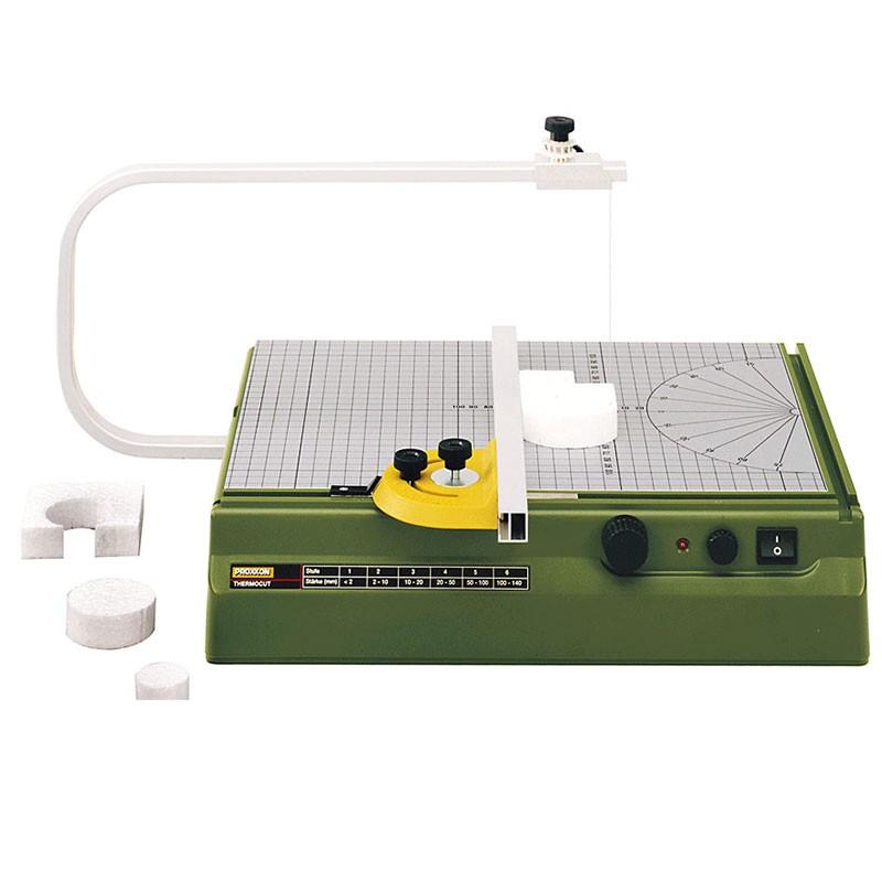 Proxxon Heißdraht-Schneidegerät Thermocut 230/E Styroporschneider