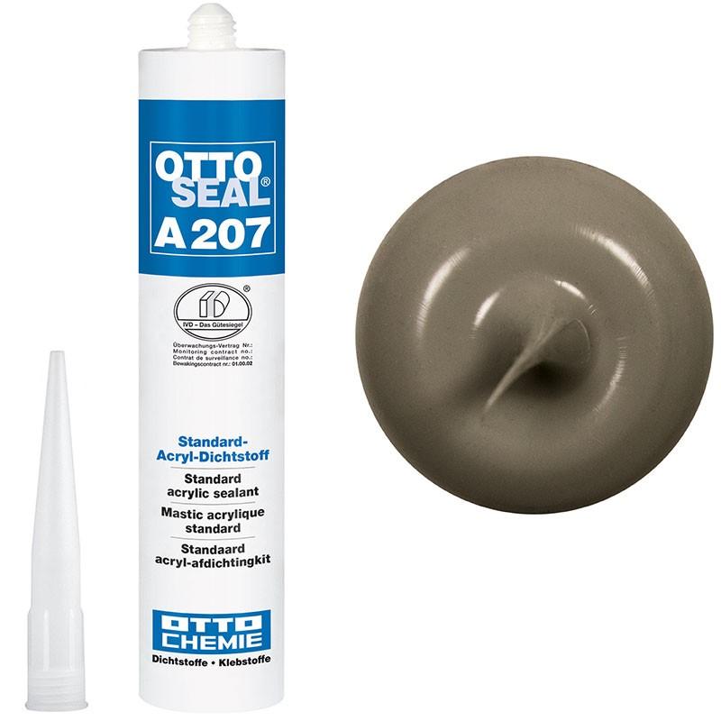 OTTOSEAL A207 Acrylat Dichtstoff  300 ml verschiede Farben