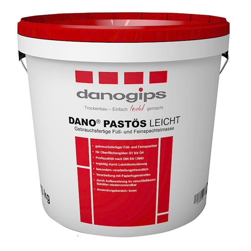 Danogips Spachtelmasse Dano Pastös leicht 10 kg