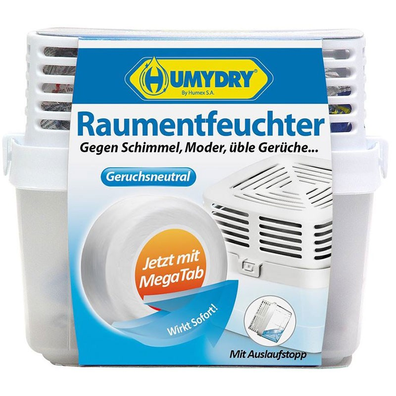 Humydry Raumentfeuchter Premium 500g