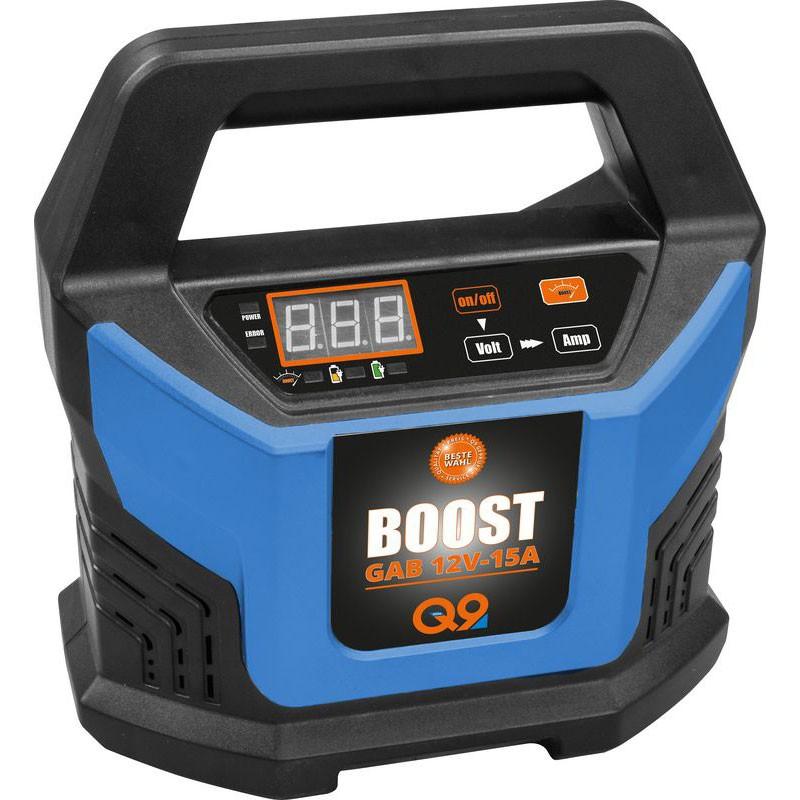 Güde Automatik Batterielader GAB 12V-15A-Boost