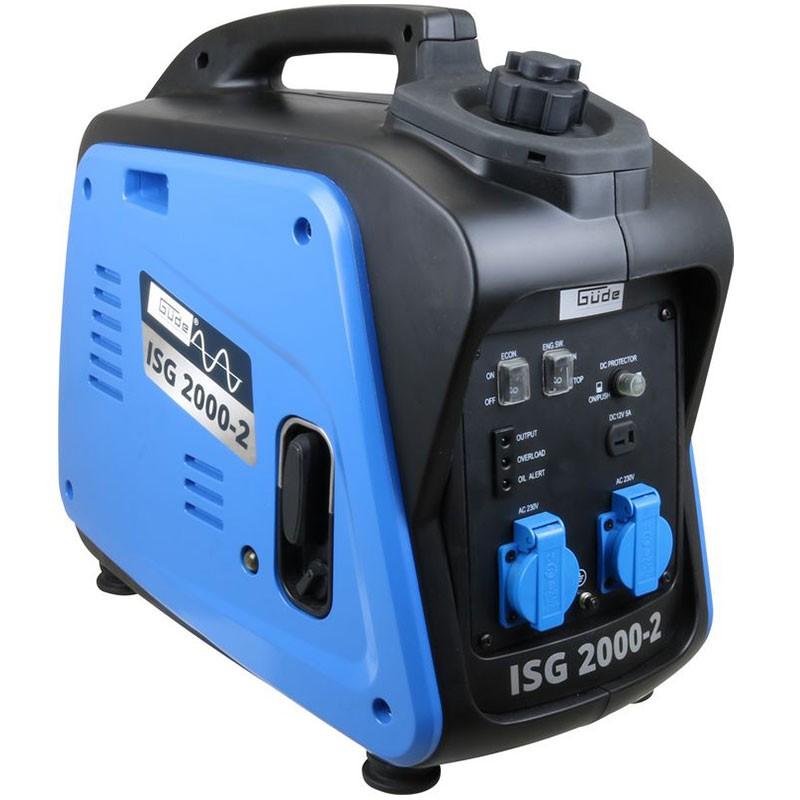 Güde Inverter  Stromerzeuger ISG 2000-2