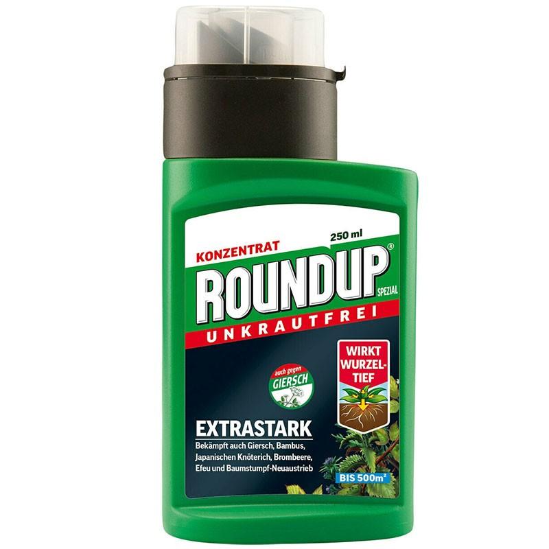 Roundup Konzentrat 250 ml Extrastark
