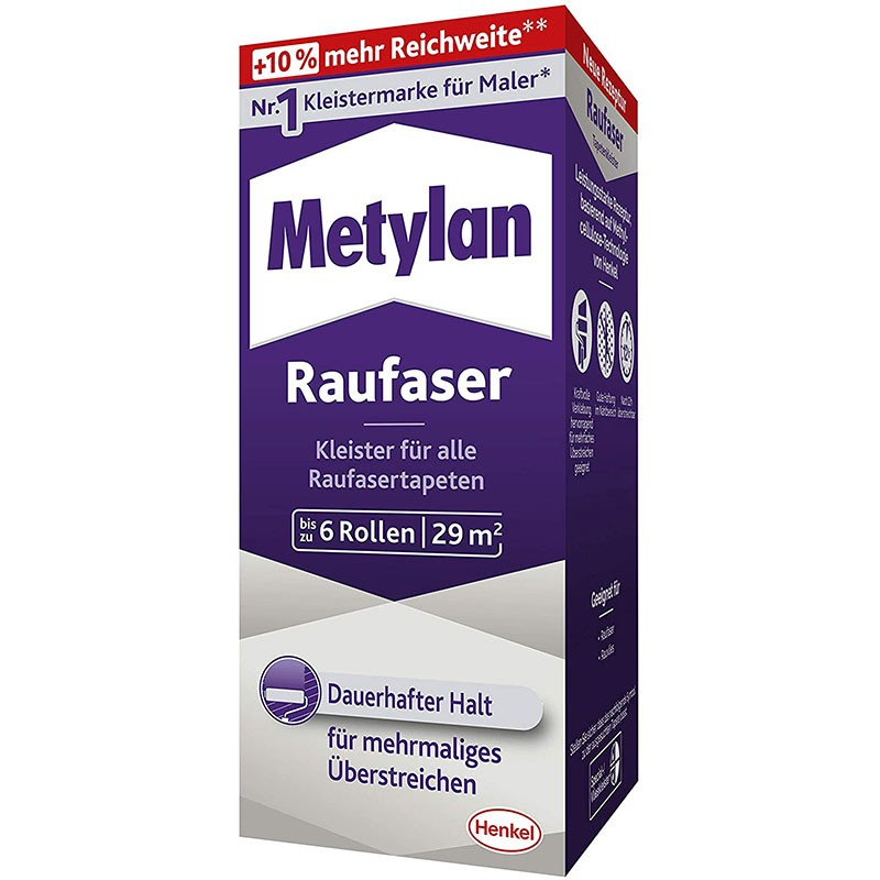 Metylan Raufaser Tapetenkleister 180 g