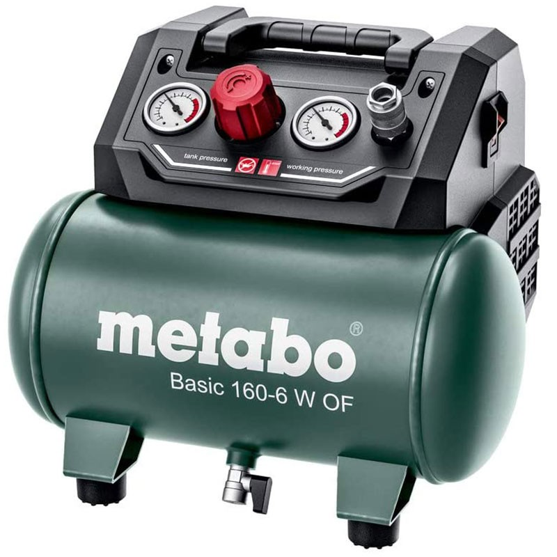 Metabo Kompressor Basic 160-6 OF