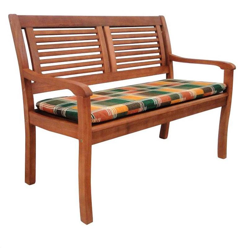 Doppler Bankauflage 2-Sitzer für Gartenbank Paolo